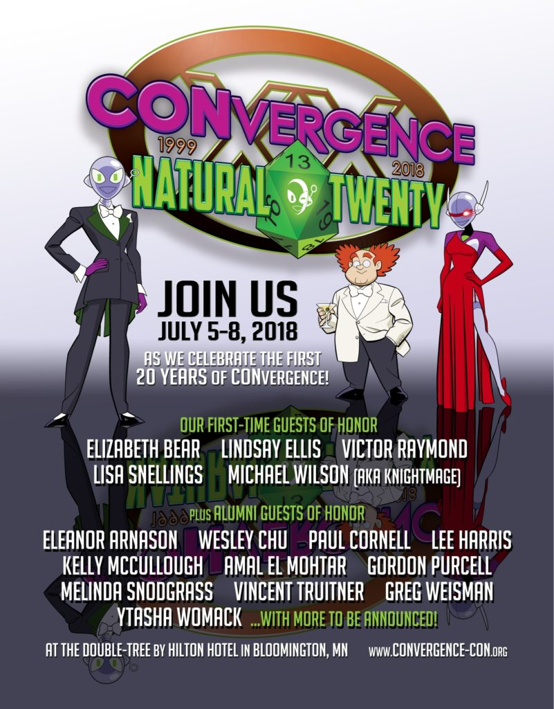 CONvergence 2018 flyer